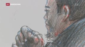 Video «Ehemaliger Imam der An Nur Moschee verurteilt» abspielen