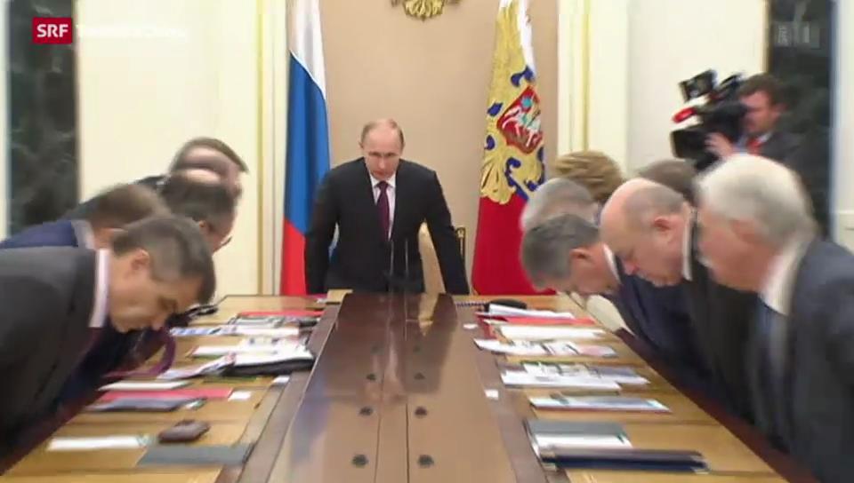 Russland passt Militärdoktrin an
