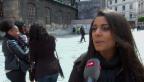 Video «Neugierig: Mélanie René auf Erkundungstour in Wien» abspielen