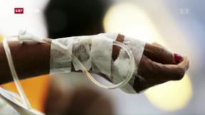 Video «FOKUS: Ärzte-Verbände kassieren Pharma-Millionen» abspielen