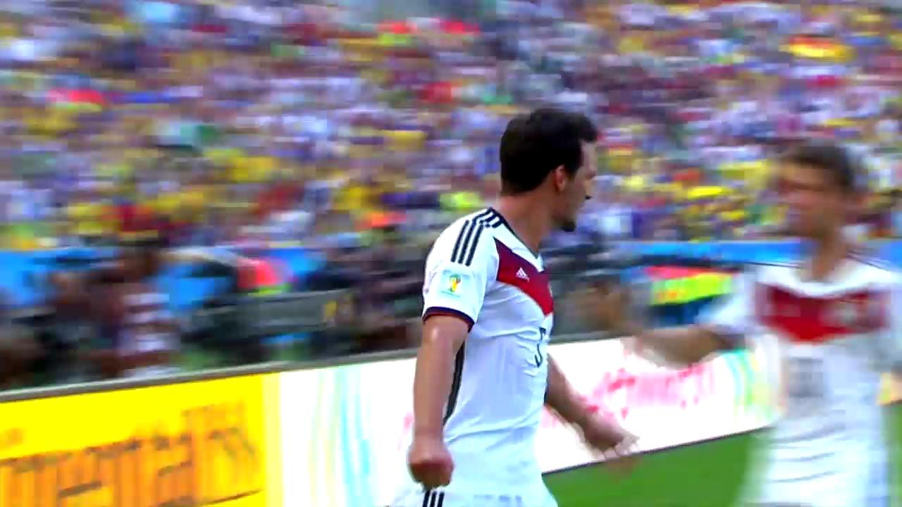 WM 2014: Kopfball-«Monster» Hummels schlägt zu