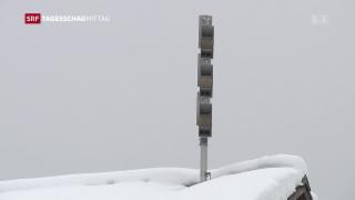 Video «Jährlicher Sirenentest» abspielen