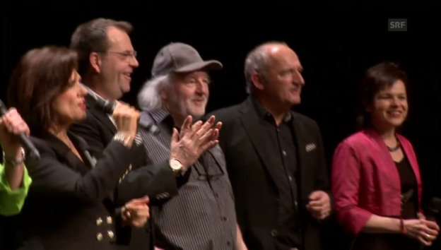 Video «Spendewillige Schweizer Stars» abspielen