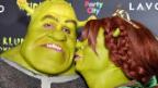 Video «Heidi Klum ganz «Shrek»-lich» abspielen