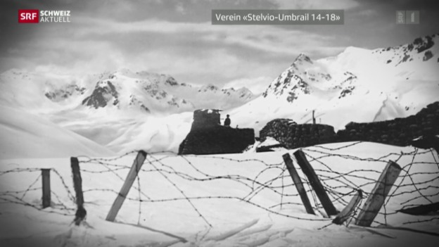 Video «Vor 100 Jahren: Krieg am Umbrail» abspielen