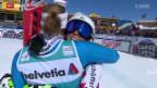 Video «Ski alpin: Weltcup-Finale in St. Moritz, Riesenslalom Frauen» abspielen