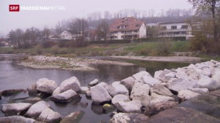 Video «Ohne Regen wenig Strom » abspielen