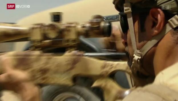 Video «US-Waffen für Kurden – Jesiden in Not» abspielen