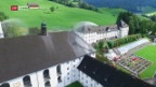 Video «Feuer im Klosterdach» abspielen