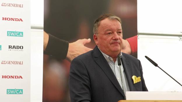 Video «René Stammbach: «Werden weitere Anlässe durchführen»» abspielen
