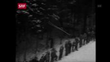 Link öffnet eine Lightbox. Video So sprangen die Skisprung-Pioniere 1945 in Engelberg abspielen