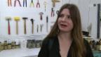 Video «Yvonne Reichmuth: Schweizer Designerin begeistert Stars» abspielen