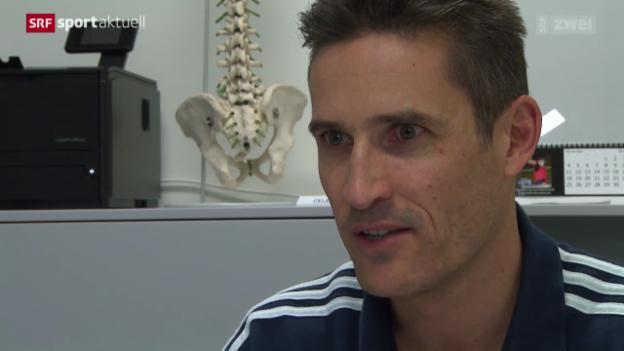 Video «Langlauf: Teamarzt Noack über Colognas Verletzung» abspielen