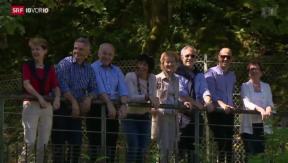 Video «Bundesratsreise nach Neuenburg» abspielen