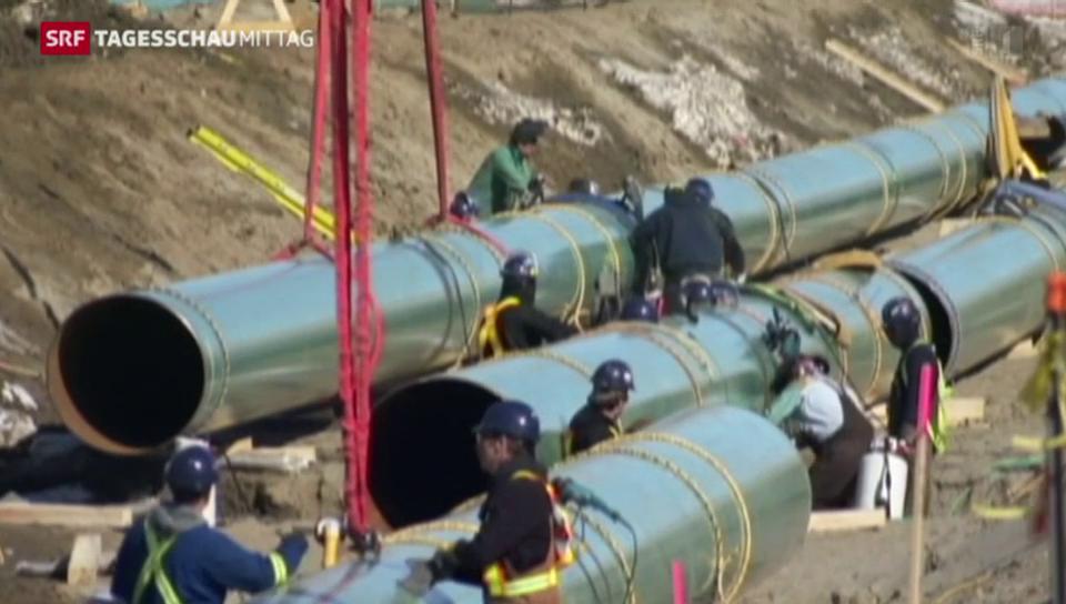 Obama gegen den Kongress: Der Machtkampf um die Pipeline