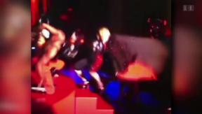 Video «Tiefer Fall für die Queen of Pop» abspielen