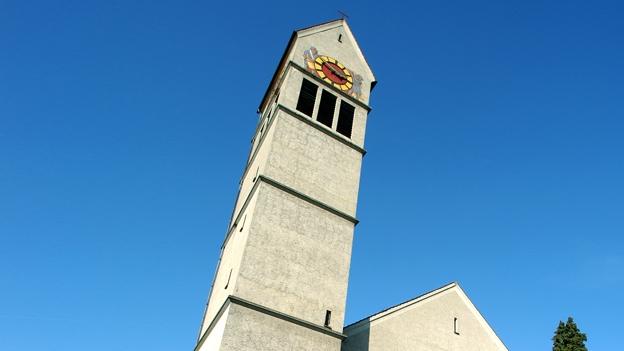 Glockengeläut der Stadt-Pfarrkirche in Uznach