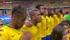 Video «WM: Brasilien vs. Mexiko» abspielen