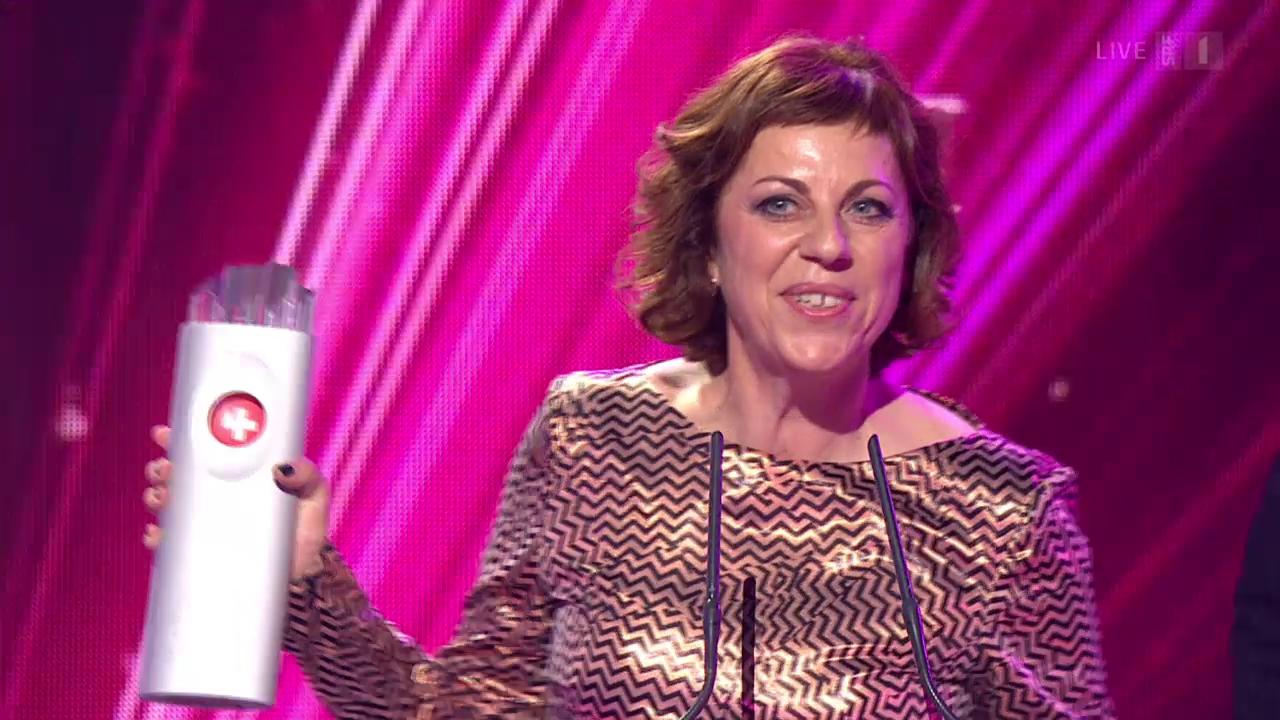 Sabine Boss - Gewinnerin Kategorie Kultur
