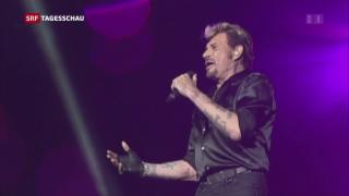 Video «Johnny Hallyday tot» abspielen