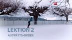 Video «Nguela vs. Gerber – die letzte Disziplin: Eiskunstlaufen» abspielen