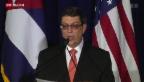 Video «Kuba und USA nehmen wieder Beziehungen auf» abspielen