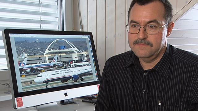 Aviatikexperte Bürgi erläutert die Fusion