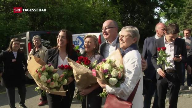 Video «Regierungswahlen in der Waadt» abspielen