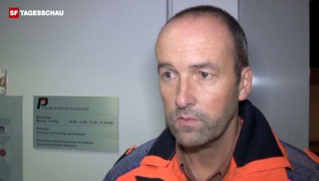 Umstände der Tötung sind laut Bruno Gribi, Sprecher der Kantonspolizei Solothurn, unklar