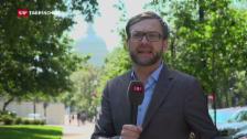 Video «SRF-Korrespondent: «Der Widerstand im Land ist riesig»» abspielen