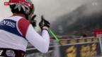 Video «Ski: Abfahrt Männer in Kvitfjell» abspielen