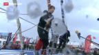 Video «29-Jähriger gewinnt «Vendée Globe»» abspielen