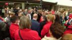 Video «FOKUS: Testlauf der deutschen Kanzlerkandidaten» abspielen