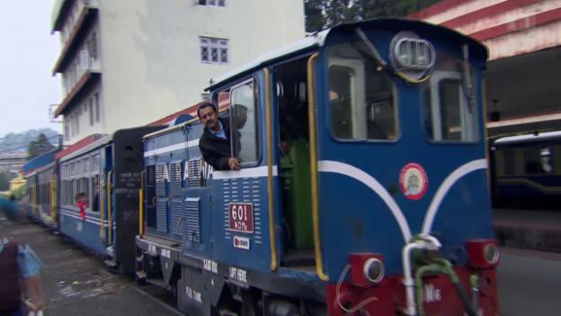 Video «Lokführer - Indien» abspielen