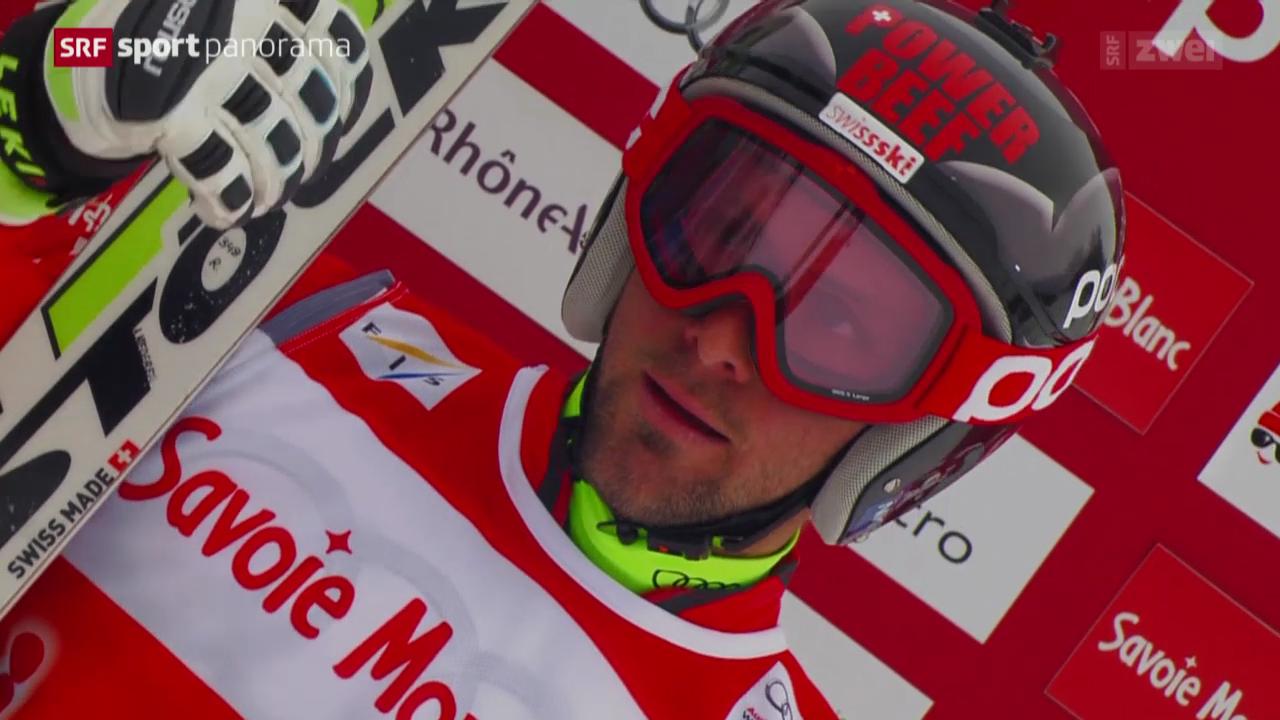 Skicross: Weltcup Männer in La Plagne