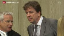 Video «Kachelmann soll mit Rekordsumme entschädigt werden» abspielen