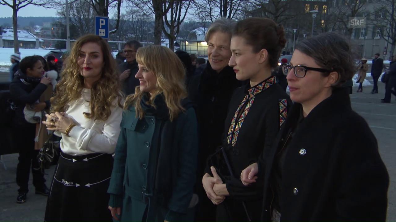 Endlich: ein Film zum Schweizer Frauenstimmrecht