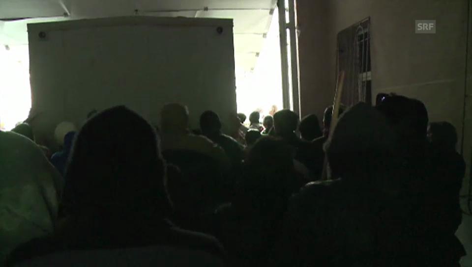 Stürmung der Polizeizentrale (unkomm.)