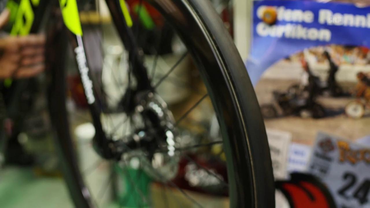 Die Räder: Ultraleicht, ultraschnell, ultrateuer