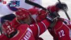 Video «Halbfinals im Sledgehockey» abspielen