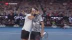 Video «Federer gewinnt seinen 18. Grand-Slam-Titel» abspielen