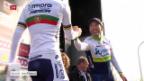 Video «Albasini schrammt hauchdünn am Triumph vorbei» abspielen