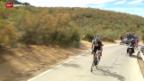 Video «Rad: 7. Etappe der Vuelta» abspielen