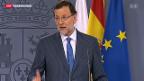 Video «Rajoy vor dem Ende?» abspielen