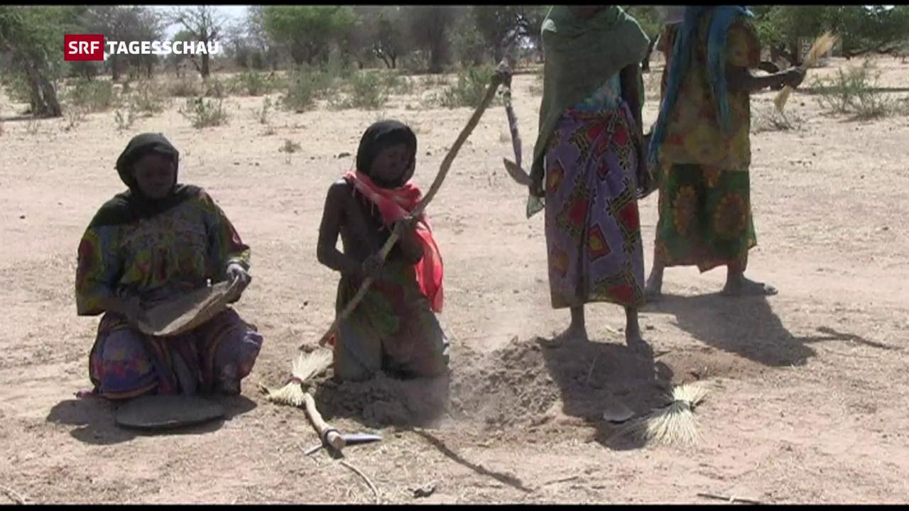 Finanzielle Hilfe für die Sahel-Zone