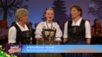 Video «Arlette Wismer Terzett» abspielen