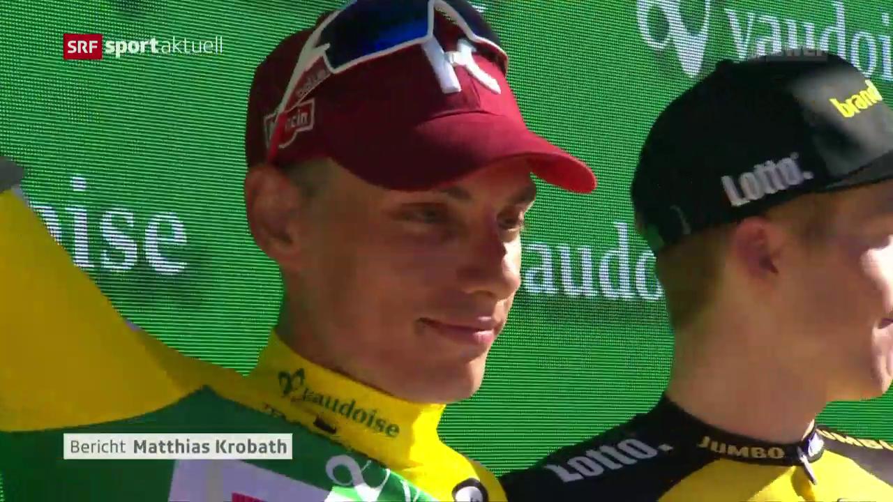 Rad: Die 9. und letzte Etappe der Tour de Suisse