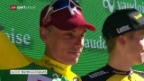 Video «Rad: Die 9. und letzte Etappe der Tour de Suisse» abspielen