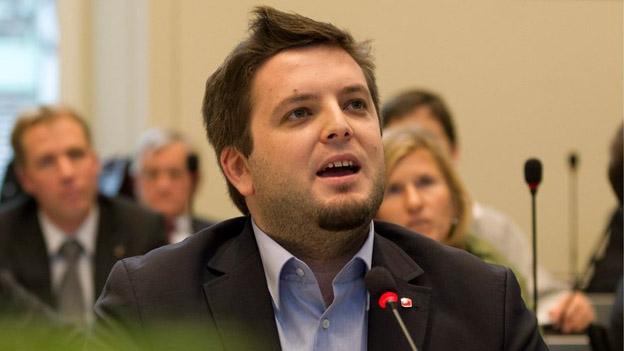 Jon Pult, Nein-Komitee