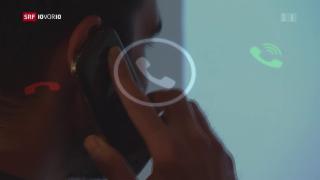 Video «Werbeanrufe auf das Handy blocken» abspielen